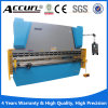 6 축선 압박 브레이크 Delem Da56s CNC 시스템, 6개의 축선 가득 차있는 자동 귀환 제어 장치 CNC 압박 브레이크 100 톤, Accurl