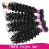 Человеческие волосы индейца высокого качества 100% шьют в Weave