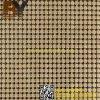 Pano metálico da tela da cortina de Decrative