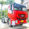 Hongyan Tractor Trucks 480HP 6X4 10 Wheeler Trailer Truck