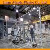 Prix clair blanc de couleur de panneau de fabrication de plexiglass de panneau des Etats-Unis de noir acrylique du marché
