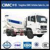 Dongfeng 6X4 9cbm Concrete Mixer Truck da vendere