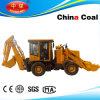 Backhoe van de Tractor van China MiniLader voor Verkoop