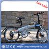 Liga Frame 16 Inch Folding Bike/20 Folding Bicycle com Velo Seat