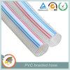 PVC trenzado de la manguera (alta presión 20bar diámetro interior: 10 mm)
