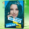 Creme provisório da cor do cabelo de Tazo'l