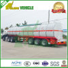 トラックの接続の燃料の液体の輸送の貯蔵タンクのセミトレーラー