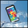 Antichoc Dirtproof Protection Waterproof Case pour Samsung Galaxy S3 S4 S5 & Mini Téléphone Mobile