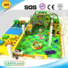 Indoor Jungle Parque infantil Niños plástico Gimnasio Castillo Travieso