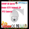IP PTZ Camera del CCTV Network de 1080P IR Speed Dome