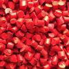 赤いカラーマスタ・バッチ赤いプラスチックMasterbatch