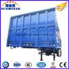 Cerca de 3 eixos/reboque de trator de serviço público do caminhão parede lateral para Vietnam