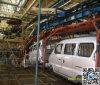 Kleinbus-Sprühlackierungs-Maschine