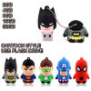 만화 Style Silicon USB Flash Drive 2GB 4GB 8GB 16GB 32GB