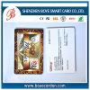 Cartão aprovado do plástico do PVC do GV