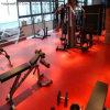 Plancher chaud de gymnastique de pain de 2016 de vente sports de PVC