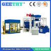 Maquinaria automática do tijolo contínuo de cinza de mosca do Paver Qt10-15