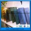 El vidrio reflexivo del gris azul de la buena calidad artesona a surtidor