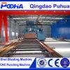 Heiße Verkaufs-Rollen-Granaliengebläse-Maschine