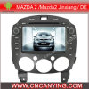 Mazda2 Jinxiang A9 CPU Capacitive Touch Screen GPS Bluetooth (AD-M002)를 위한 순수한 Android 4.4 Car DVD Player