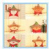 Steun van /Christmas van het Hoofdkussen van de Vorm van de Ster van de Goederen van de Decoratie van Kerstmis de de Kerstman vijf-Gerichte