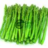 Os espargos verdes congelados IQF lanceiam vegetais
