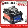 FC-6s Fiber Cleaver를 가진 Sumitomo 유형 81c Fiber Fusion Splicer