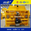(1m3) misturador concreto do eixo Ktsb1000 gêmeo
