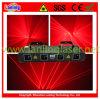 Выставка освещения этапа лазера Multi-Тоннеля 4 объективов красная