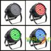 세륨, RoHS를 가진 공장 가격 단계 LED 세척 빛 36PCS*3W RGB 세 배 LEDs