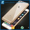 Plating al por mayor Bumper Transparent Soft TPU Mobile Back Caso Cover para Samsung Galaxy A9