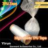 貿易保証の熱い販売TPUテープブラストラップ淡いブルーの防水TPUテープ衣服のアクセサリ
