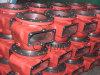Carcaça da válvula do molde com ferro de Dutile
