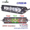 Guide optique de LED du mini 30W CREE mince 7.9 ''