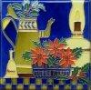 手塗りの芸術の陶磁器の絵画(DT4049)