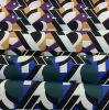 Одежда сатинировки полиэфира напечатанная Twill и домашняя ткань тканья