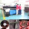 Faser-Laser-Ausschnitt-Maschinen CNC-1000W für Gefäß