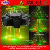 Чудесный лазерный луч диско этапа UFO когтей влияний 8