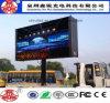 Qualität im Freien farbenreiche Bildschirmanzeige LED-P10 für das Bekanntmachen