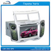 Bluetooth iPod Rds GPS (z-2964F)를 가진 Toyota Yaris에서 DVD 플레이어