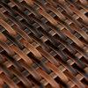 Alto-densità Polyethylene Rattan Wicker Materials di 100% HDPE per Indoor e Outdoor Furnitures