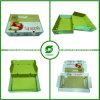 Rectángulo de empaquetado de la fruta del papel acanalado, rectángulo de la fruta de la cartulina (FP020005)