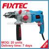 Dígitos binarios de taladro eléctricos del impacto del martillo de la herramienta eléctrica de Fixtec 1050W Handware
