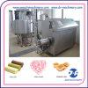 Linha de produção máquina do bolo de camada dos doces de algodão para a venda