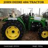 John Deereの新しいトラクター484のJohn Deereのトラクターのタクシー484のJohn Deere 4X4のトラクター484