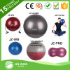 No1-6 SGS PVC 26 65cm Estabilidad Fitness Ball \ Gym Swiss Yoga Ball con bomba