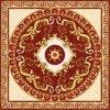 花模様のカーペットのタイルの磨かれた水晶陶磁器の床タイル1200X1200mm (BMP01)