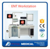 Máquina otorrinolaringológica Ent-3202 do tratamento da estação de trabalho otorrinolaringológica de luxe