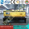 Máquina de estaca de corte 8*2500mm do metal da máquina/folha da placa hidráulica