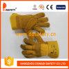 Ddsafety 2017 Kuh-aufgeteilte beste entsprochene Handschuhe für starke schroffe Jobs